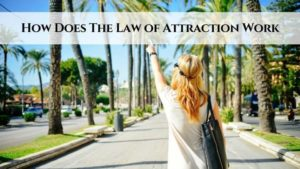 The Law of Attraction workshop @ WeWork - Commerz II
